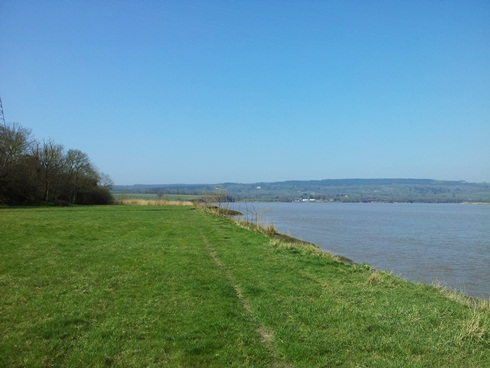 River Severn country walk
