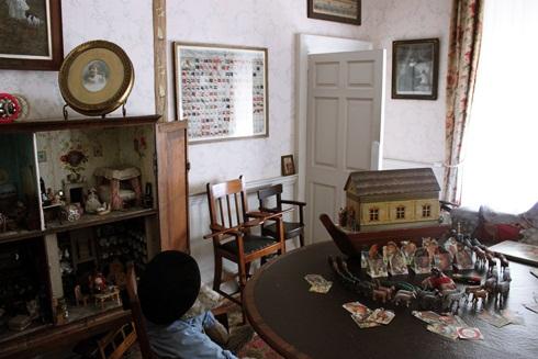 Historic nursery